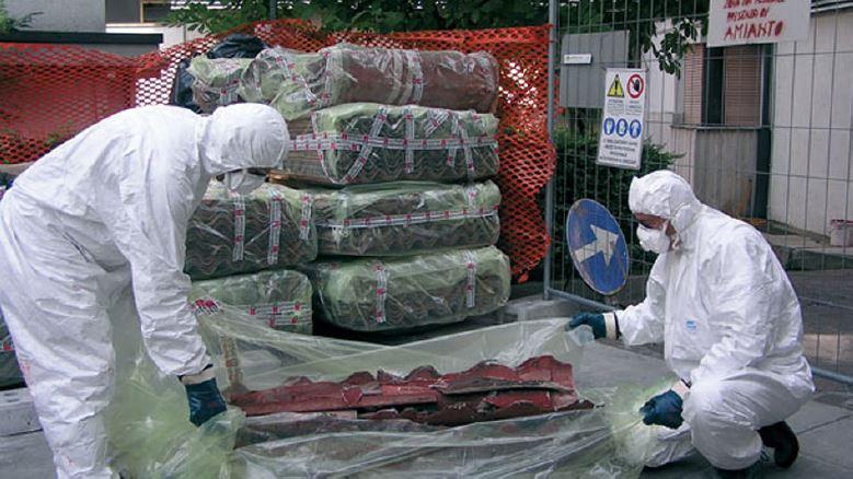Smaltimento eternit – amianto Alessandria e Asti